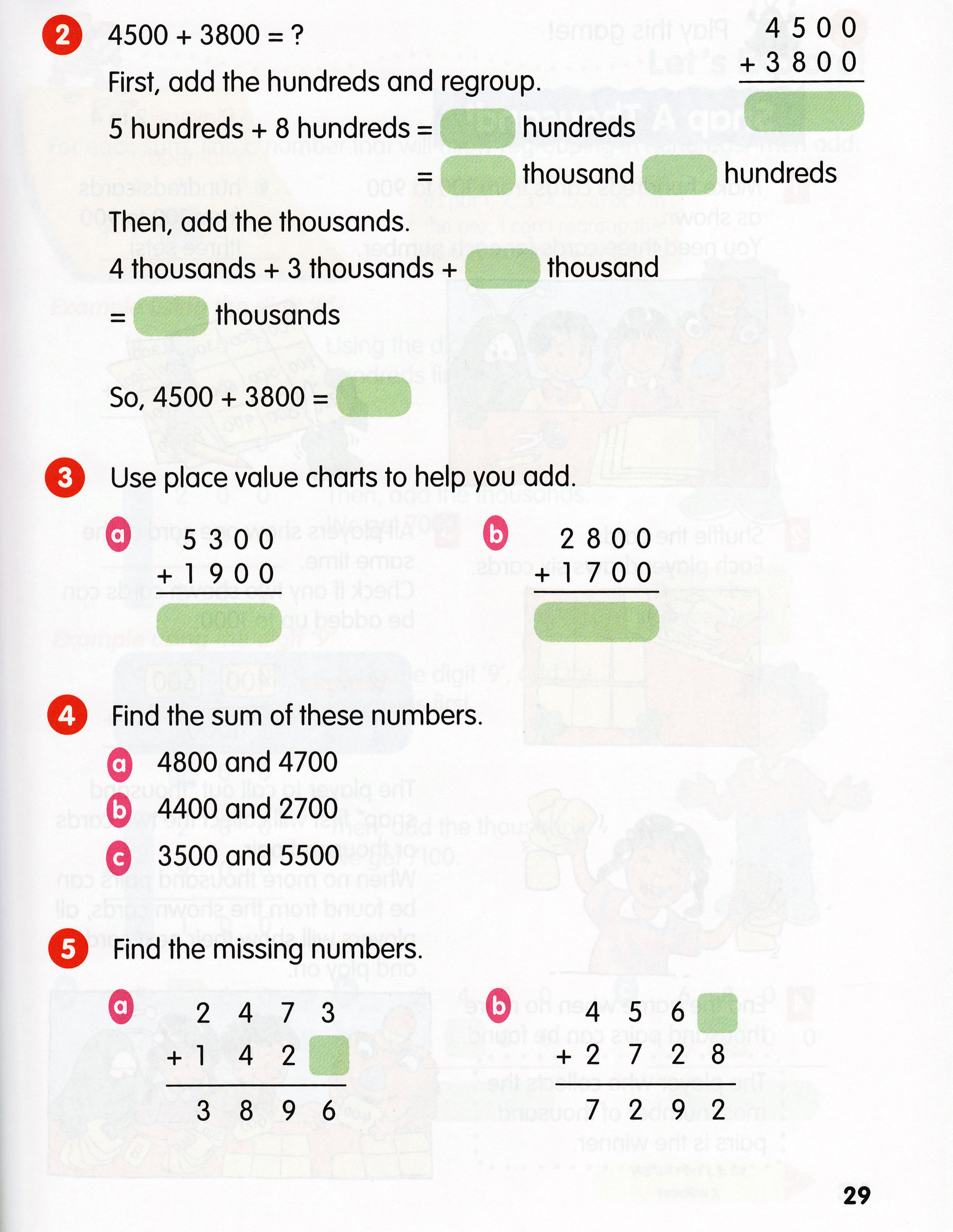 This is a picture of Refreshing Place Value Disks Printable