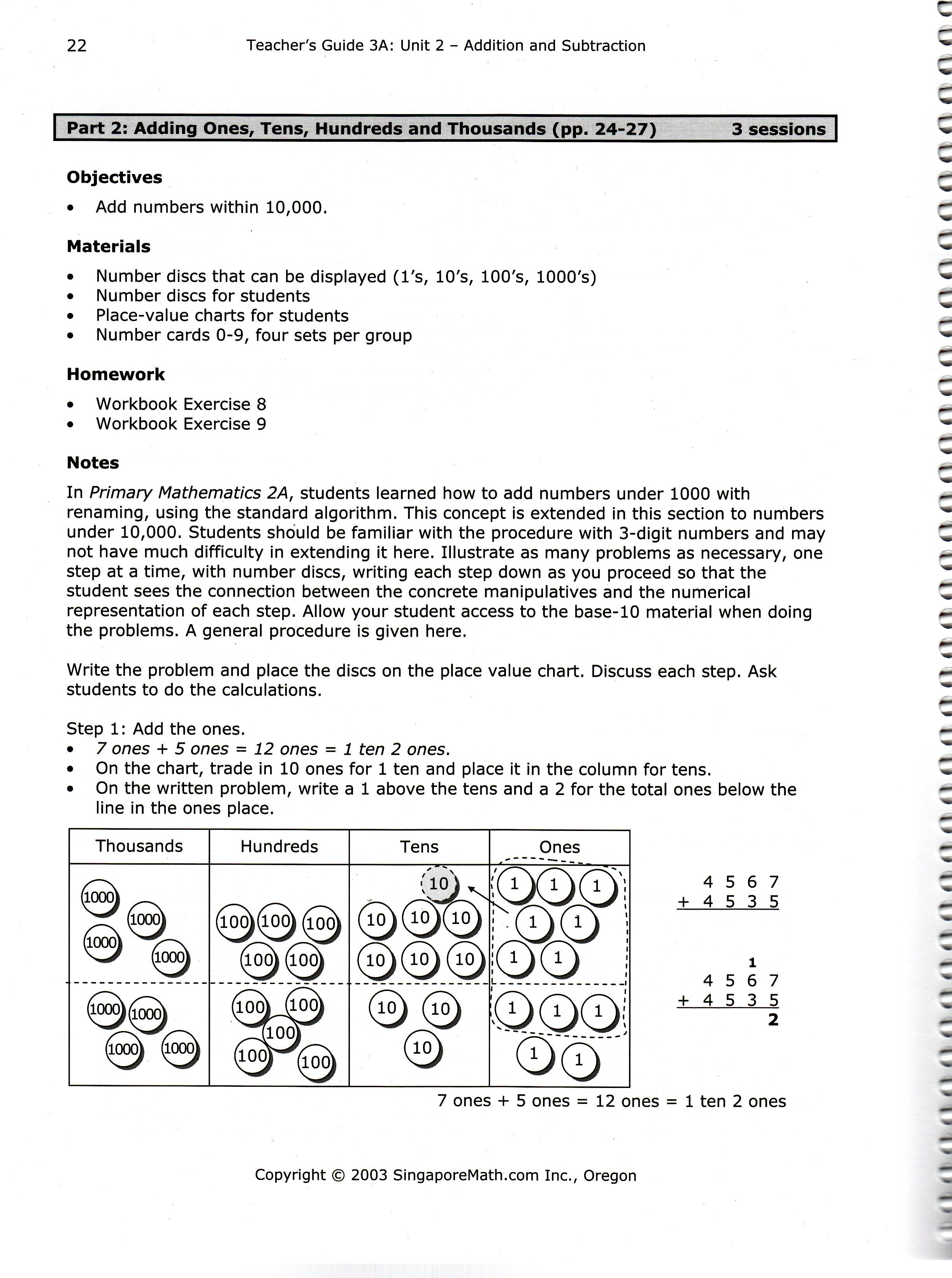 Pmusp22 for Singapore math lesson plan template