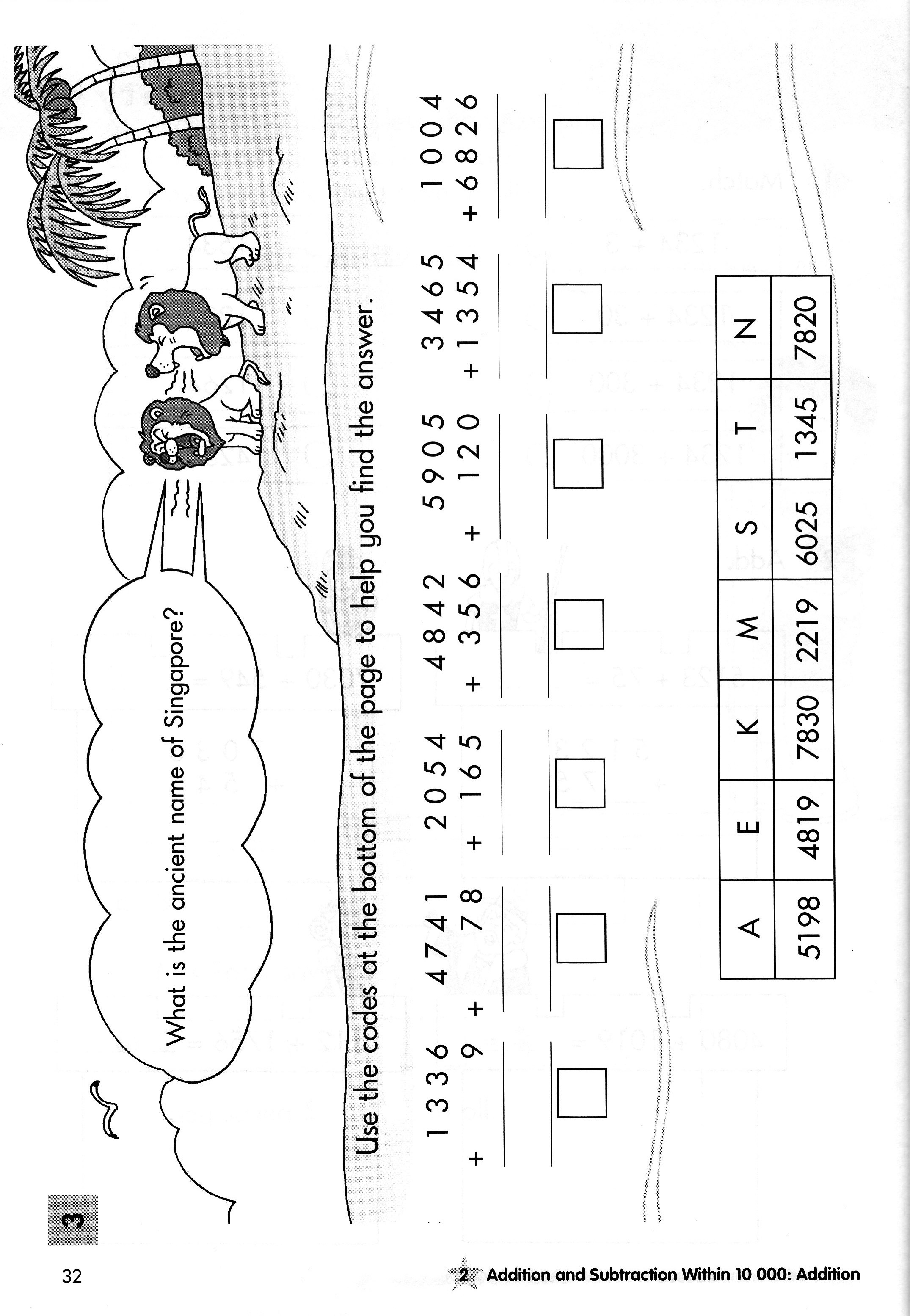 Comparing Singapore Math Materials: Workbooks |
