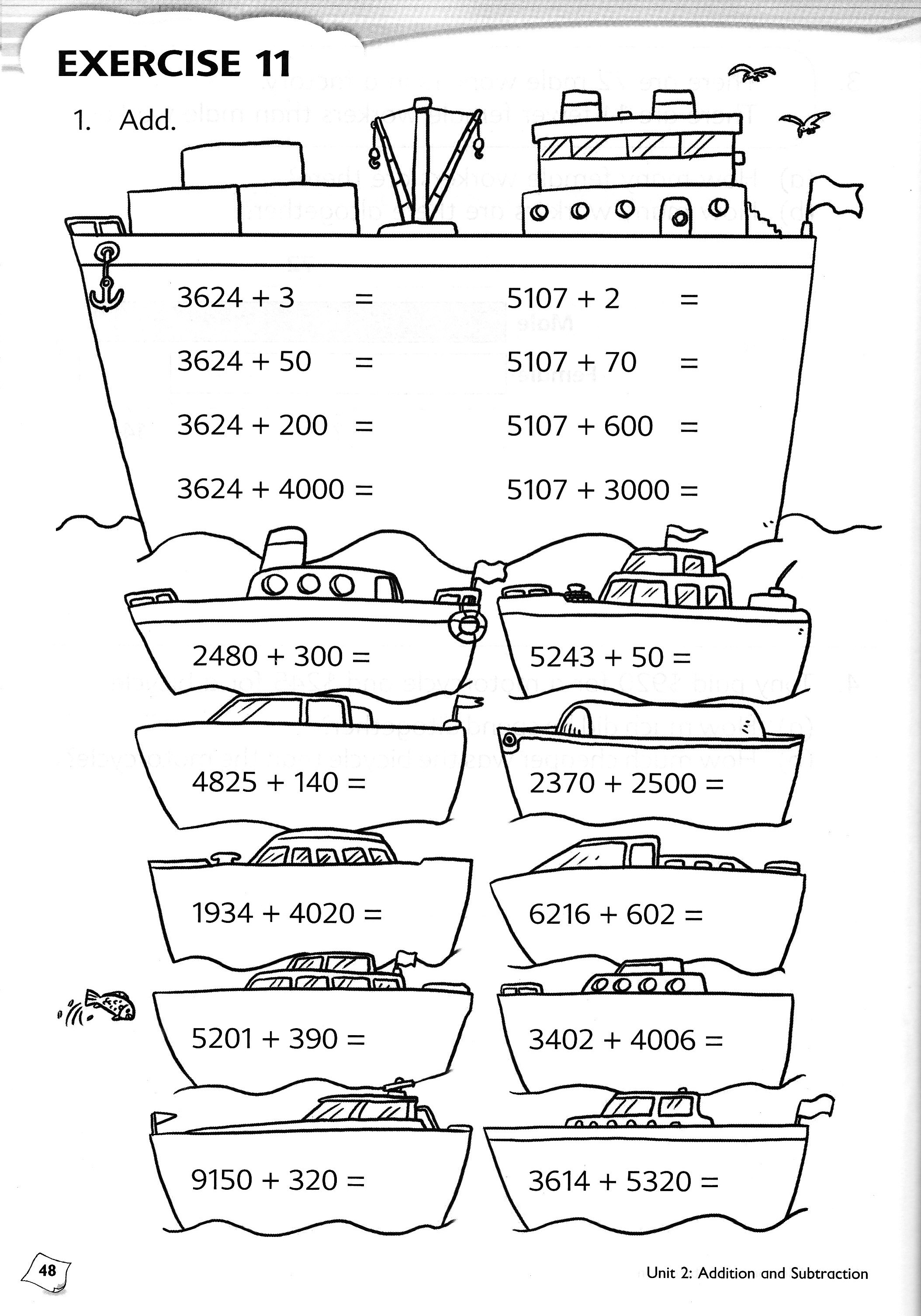 Primary 1 Maths Worksheets Free Singapore math worksheets for – Maths Worksheets for Primary 3