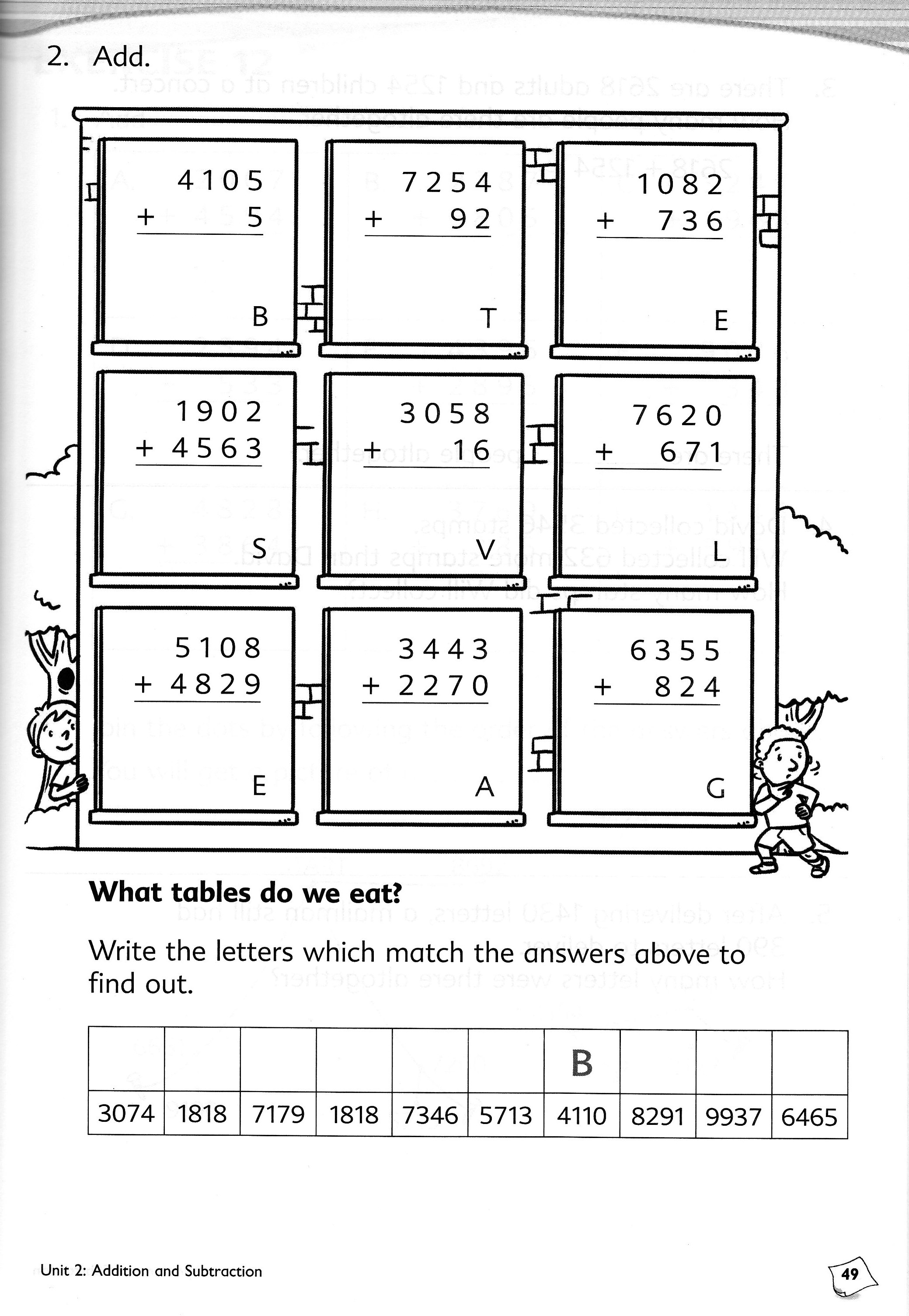 Math Workbook Pages Scalien – Primary 3 Maths Worksheets